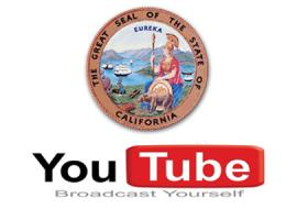 The DMV was the first California state agency to have its own YouTube Channel.