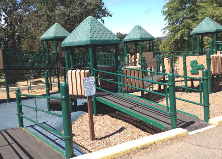 Making Playgrounds Accessible Krcb