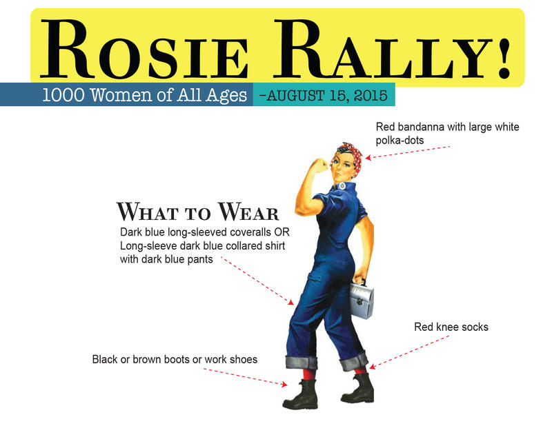 rosie the riveter pictures