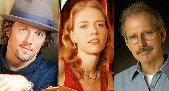 Jason Mraz, Gillian Welch, Michael Franks