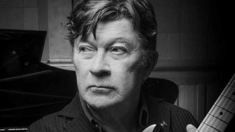 Robbie Robertson on World Cafe to discuss his newly-released autobiography, Testimony - Friday January 6, 2016