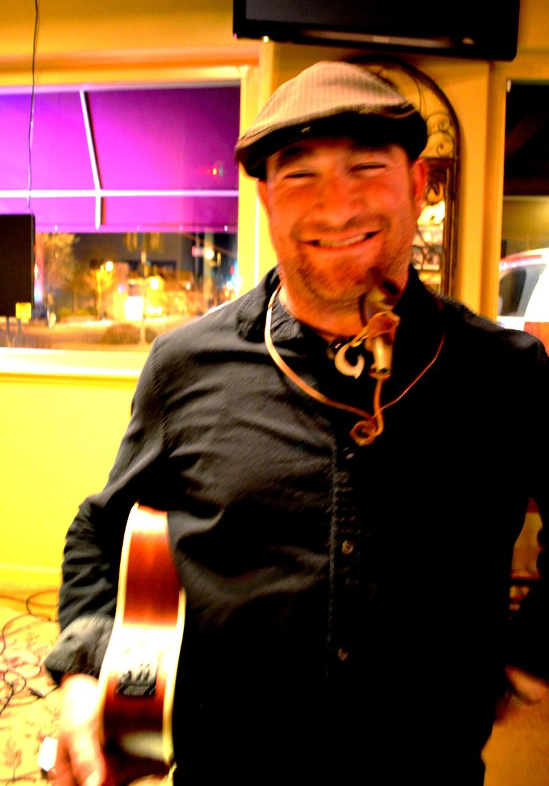 Jon Gonzales - host of North Bay Songwriters, 1st and 3rd Thursdays of each month at 9pm on KRCB-FM Radio 91