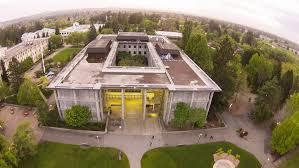 Sonoma State Stevenson Hall