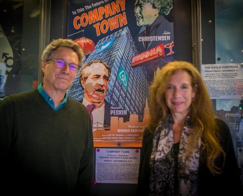 Alan Snitow and Deborah Kaufman present Company town