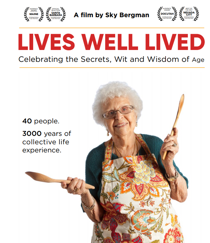 Lives Well Lived poster