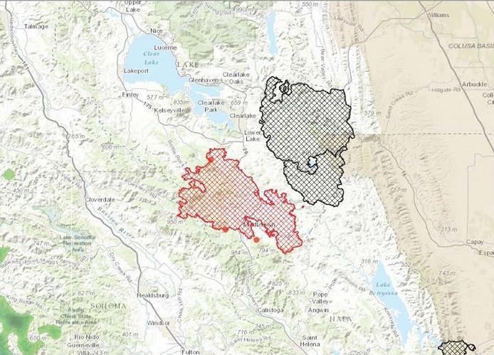 Helpful links and information regarding the Valley Fire | KRCB