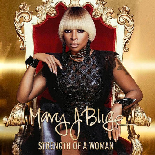 Making new album an emotional rollercoaster for Mary J