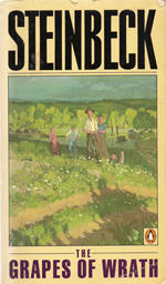 noah joad as an outsider in the grapes of wrath a novel by john steinbeck Course hero's expert-written discussion question and answer pairs for john steinbeck's the grapes of wrath offer insight and analysis on themes, symbols, characters, and more.