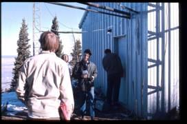 Salvaging KCMS' spare on Cheyenne Mtn. – 1969