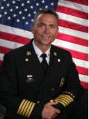 Pueblo Fire Chief Christopher P. Riley