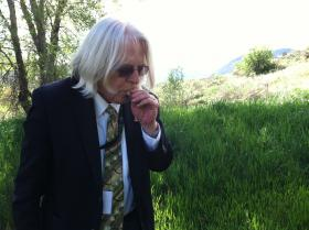 """NORML's founder Keith Stroup befriended Hunter S. Thompson in 1972. They smoked a joint together """"under the bleachers."""""""