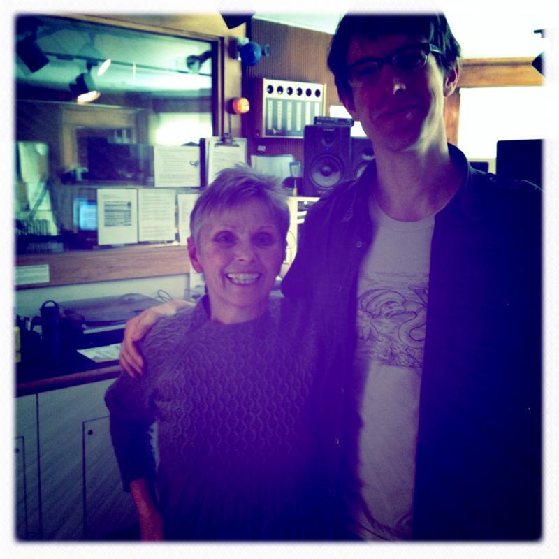 Vicky Gregor and Jonathan Meiburg.