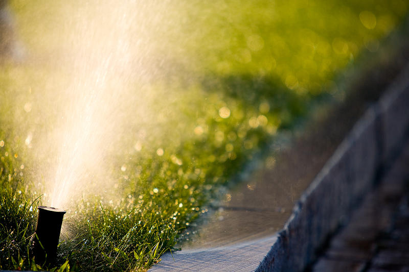 Water conservation is a concern for the quickly growing Front Range