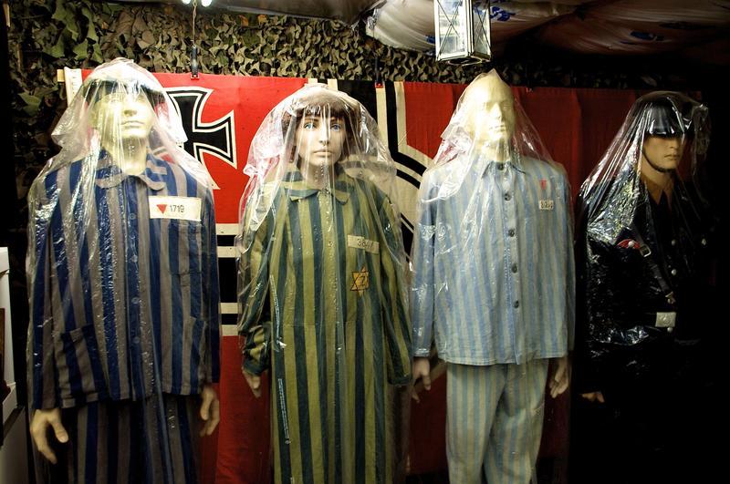 Concentration camp uniforms