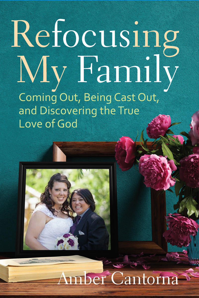 Book cover - Refocusing My Family
