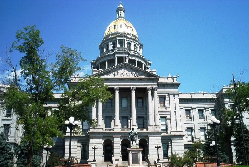 Colorado statehouse