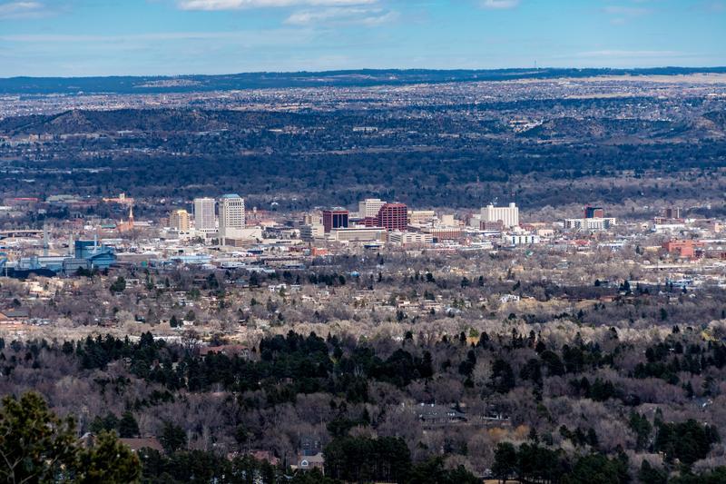 Colorado Springs.