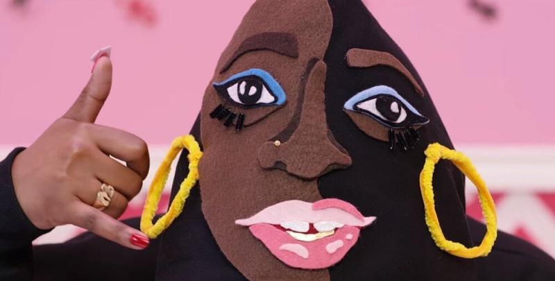 """Philadelphia-based artist Tierra Whack made this year's list with her visual album, """"Whack World"""""""