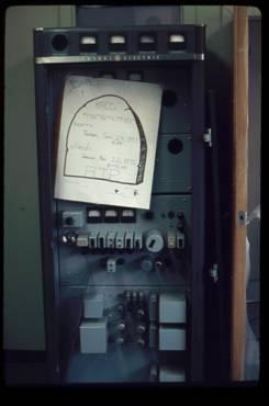 KRCC's Transmitter, 1972