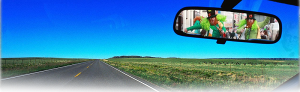 Off Topic: St. Patrick's Day in the Rear View Mirror