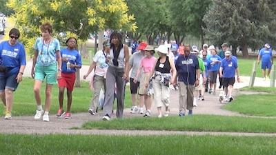 Walk with a Doc programs have been launched in many Colorado communities – including Grand Junction, Loveland, Denver and Pueblo.