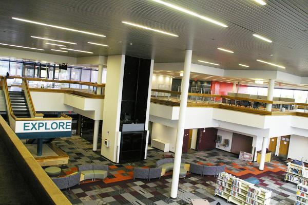 Inside the Pikes Peak Library District's new '21st Century Library""
