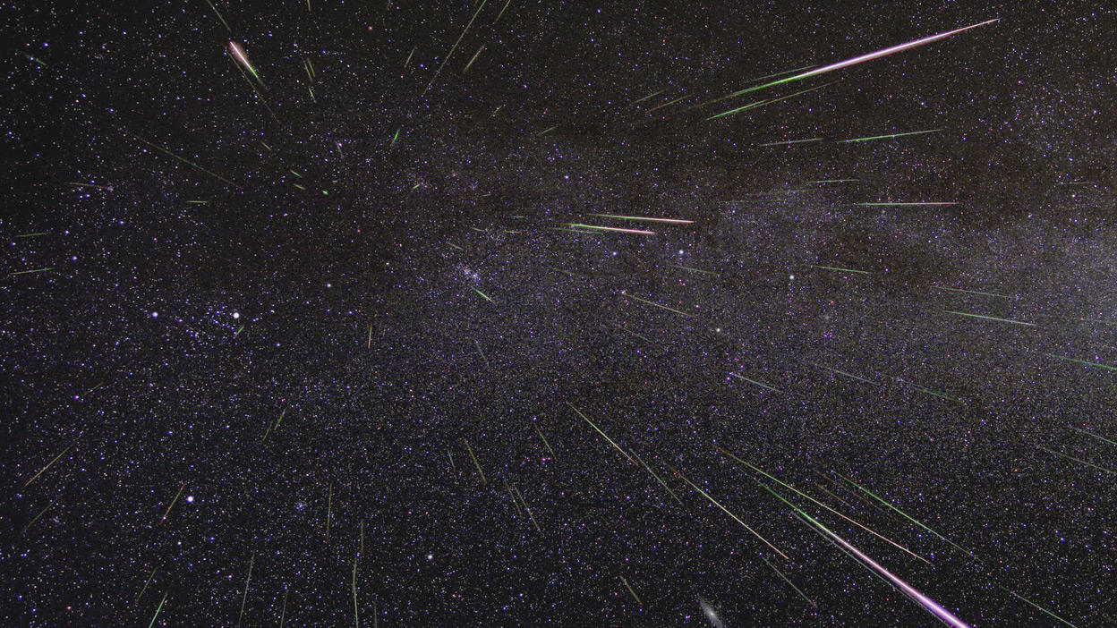 Perseid Meteor Shower to Light up Night Sky Featured font size +
