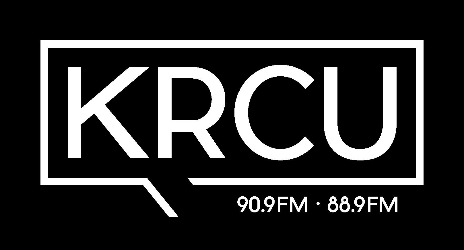 KRCU logo