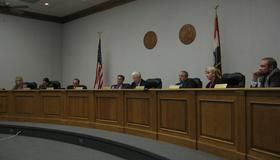 The Cape Girardeau City Council on October 1, 2012.