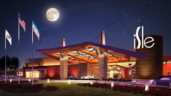 Artist's rendering of the proposed Cape Girardeau casino. (Submitted image)