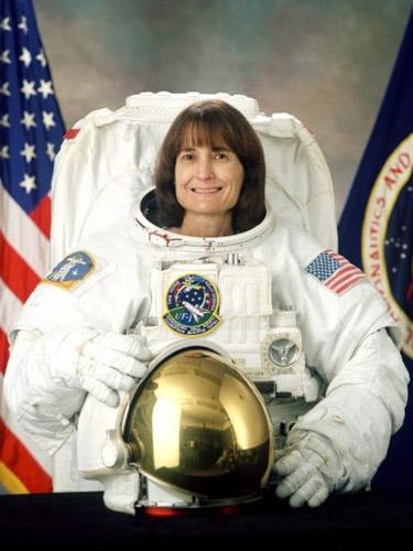 Southeast Missouri State University graduate Linda Godwin has participated in four space shuttle missions since 1991.
