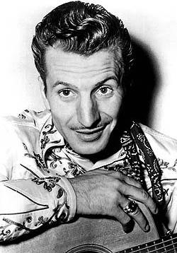 "Flat River, Missouri's favorite son - Ferlin  Husky - rose to fame with his 1960 song  ""On the Wings of a Dove."""