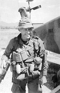 Dexter native Ken Sisler earned the Congressional Medal of Honor for his valor in Vietnam.