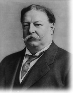 President Taft was the first chief-of-state to visit Cape Girardeau.