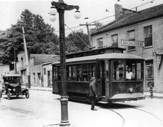 The Day the Streetcars Stopped