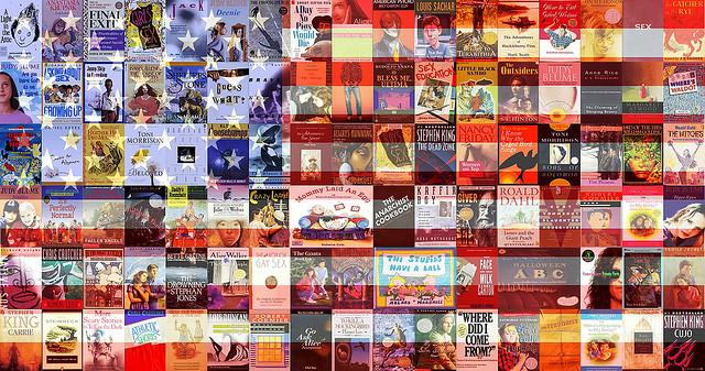 National Banned Book Week celebrates the right to choose your own censorship on books.