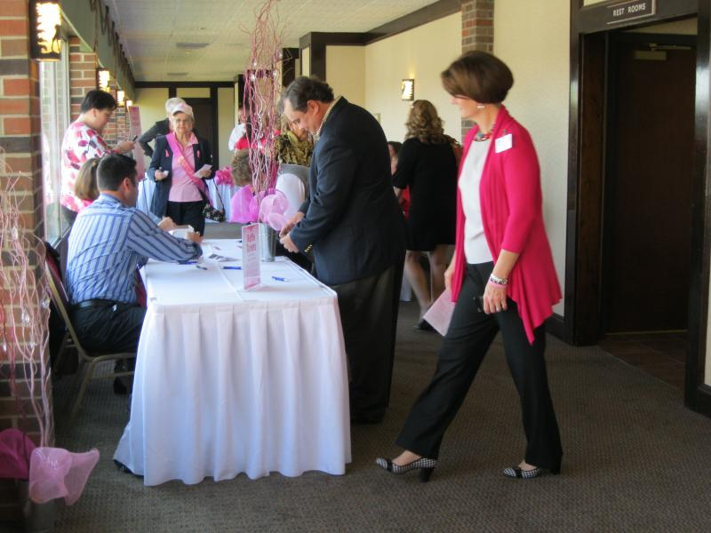 St. Francis Medical Center hosted the ninth annual Pink Ribbon Breast Cancer Awareness Luncheon in Cape Girardeau this Wednesday.