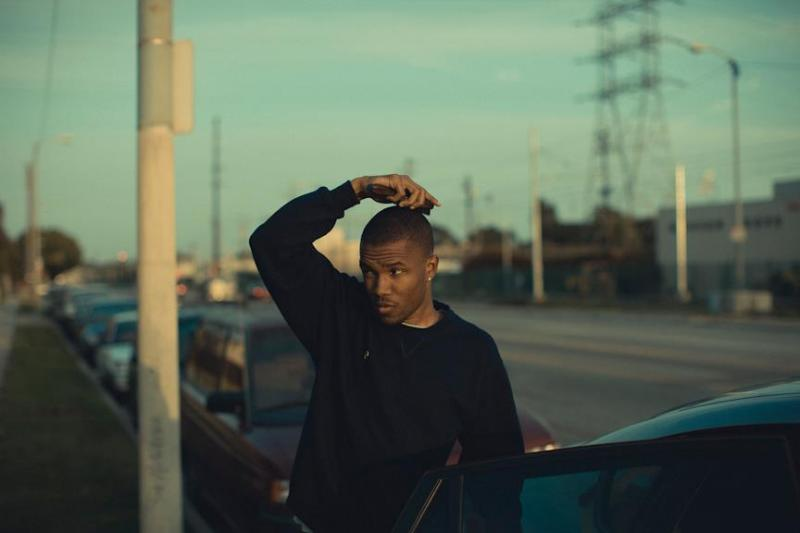 Frank Ocean's Channel Orange was consistently praised as one of the top R&B albums of 2012.