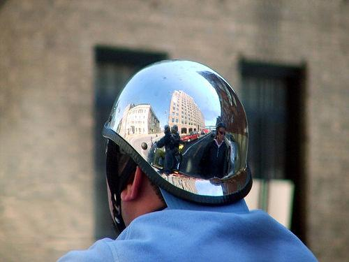 The bill would allow motorcycle drivers and their passengers to ride helmet-free if they're 21 years of age or older.