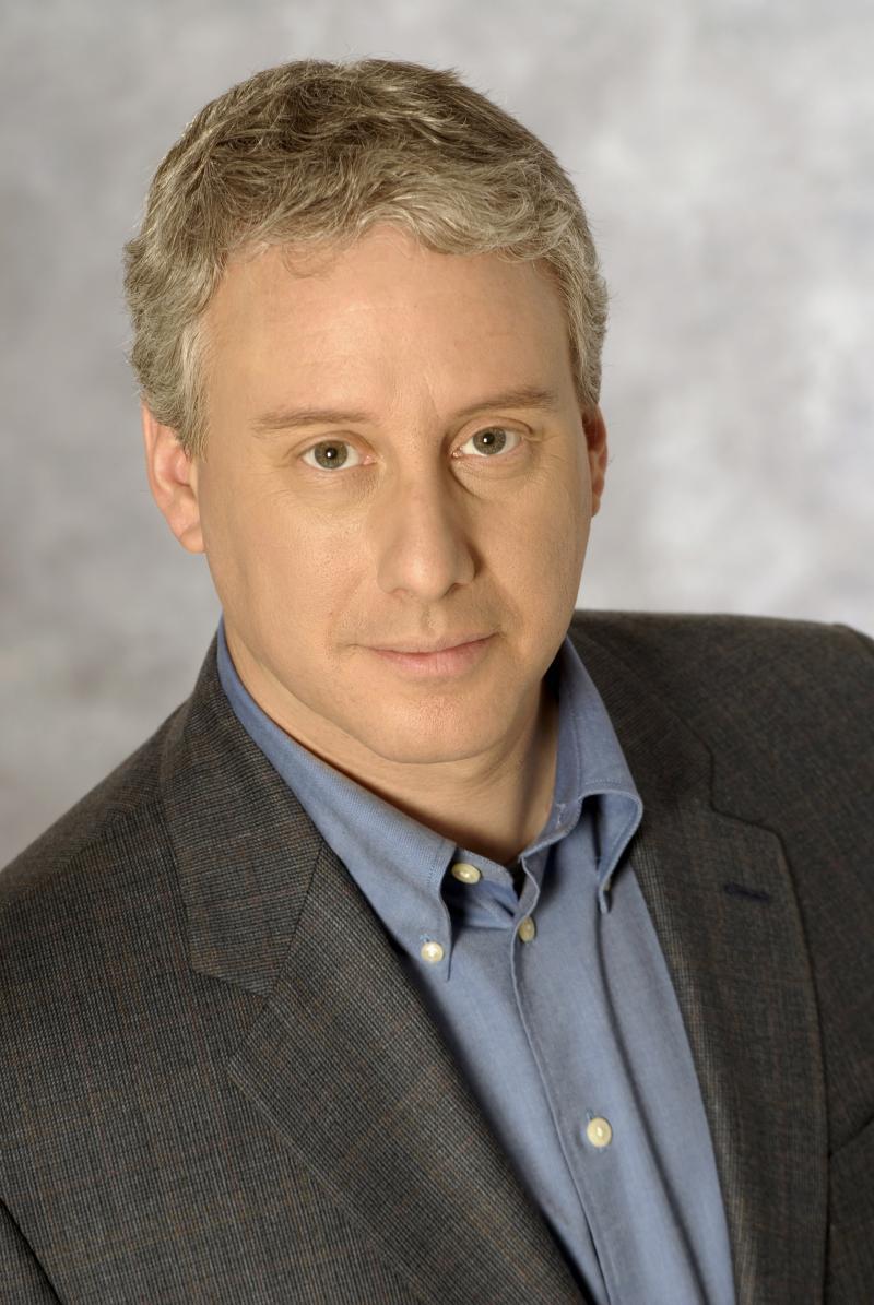 Host David Brancaccio