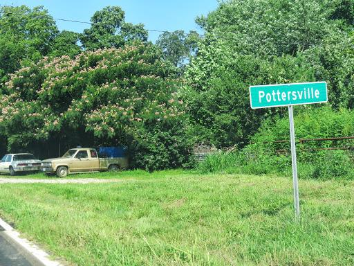 Pottersville, Missouri, is one small town that's home to farmers battling the invasive thistle weed.