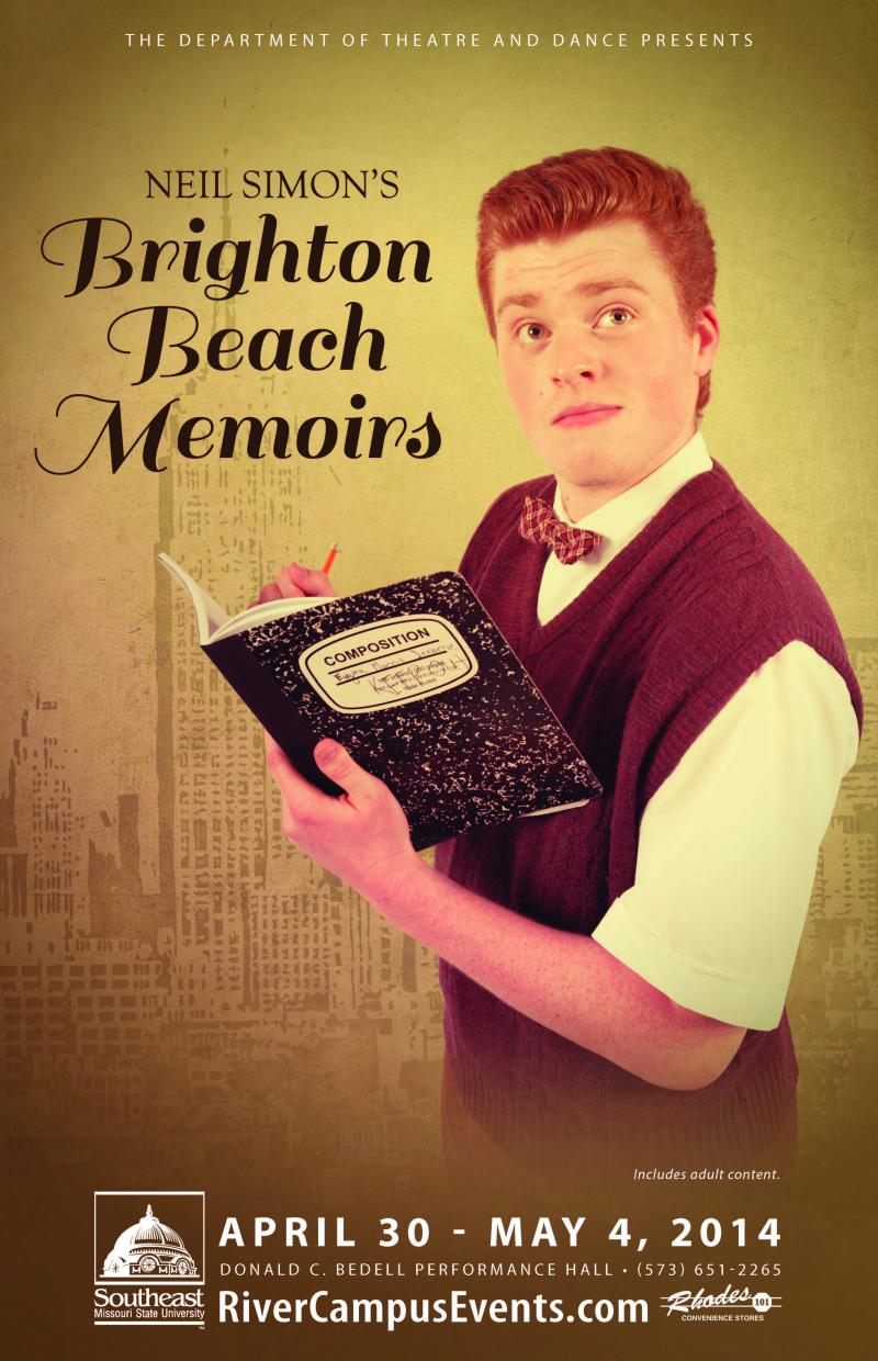 Brighton Beach Memoirs is directed by Ken Stilson