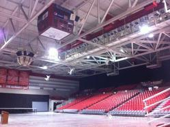 The lighting, scoreboard and sound system are just some components of the building in need of updating.