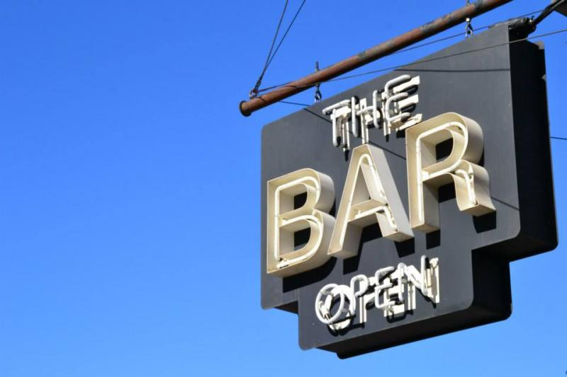 The Bar will open this October.