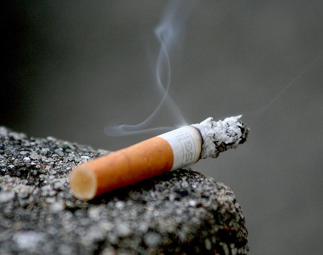 Smokers' suicide risk is affected by tobacco policies.