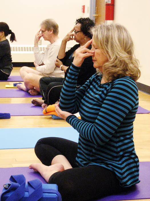 Hatha yoga is the most popular form of yoga in North America.