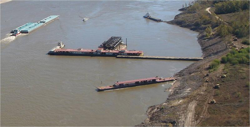 the mississippi river and the history of river traffic Barge-traffic news:  mississippi river barge traffic could reopen friday at the earliest, government officials said on wednesday,.
