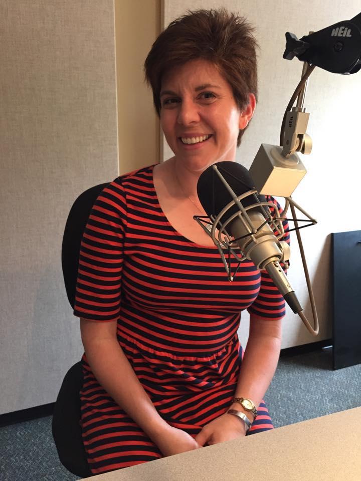 Brooke Hildebrand Clubbs, Instructor & Director of Health Communication Studies