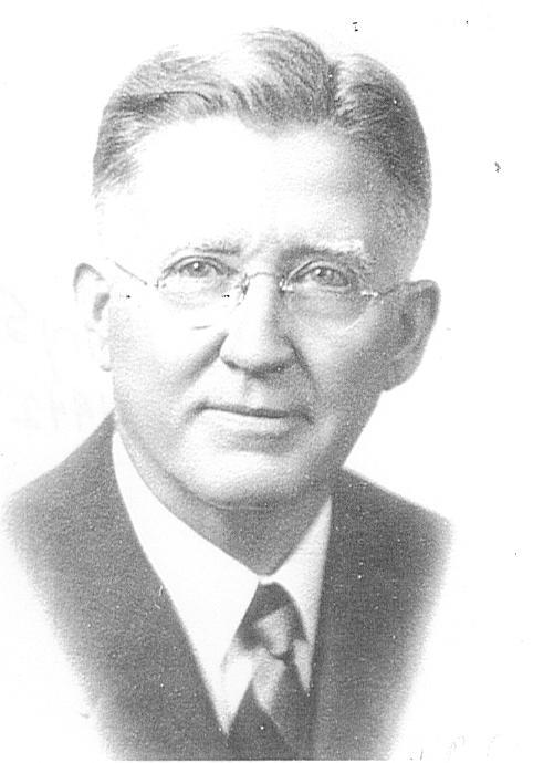 Professor Henry Stephen Moore