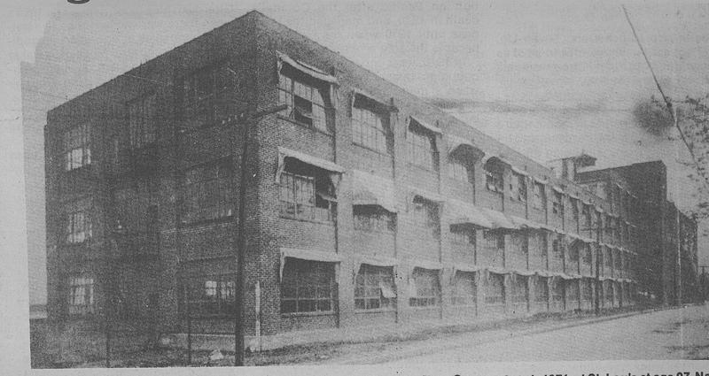 Shoe Factory September 9, 1907